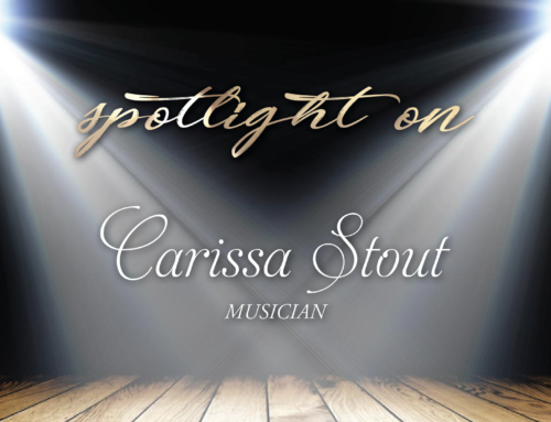 Spotlight on: Carissa Stout