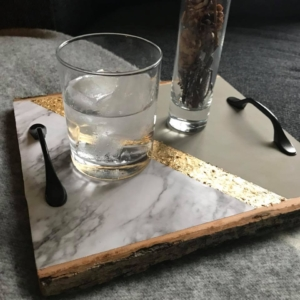 wooden-gold-marble-serving-tray