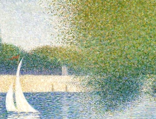 Quarantine Art History Lesson | George Seurat