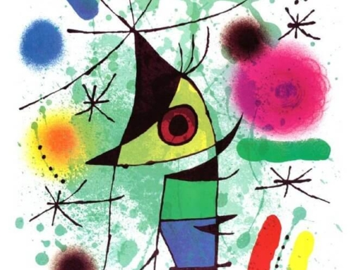 Quarantined Art History | Joan Miró